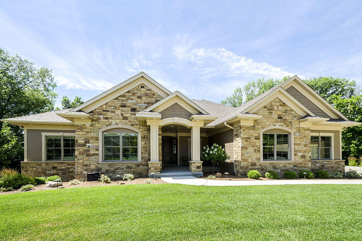 Walkout Ranch Home Plan With 4 Car Garage 890136ah Architectural Designs House Plans