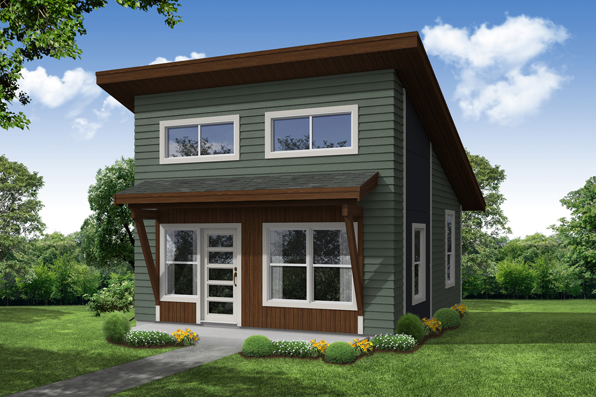 One Bedroom Adu Or Guest Cabin 720002da Architectural