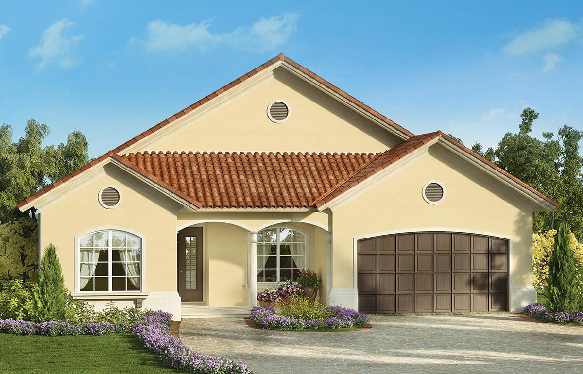 Energy Efficient House Plan - 33002ZR