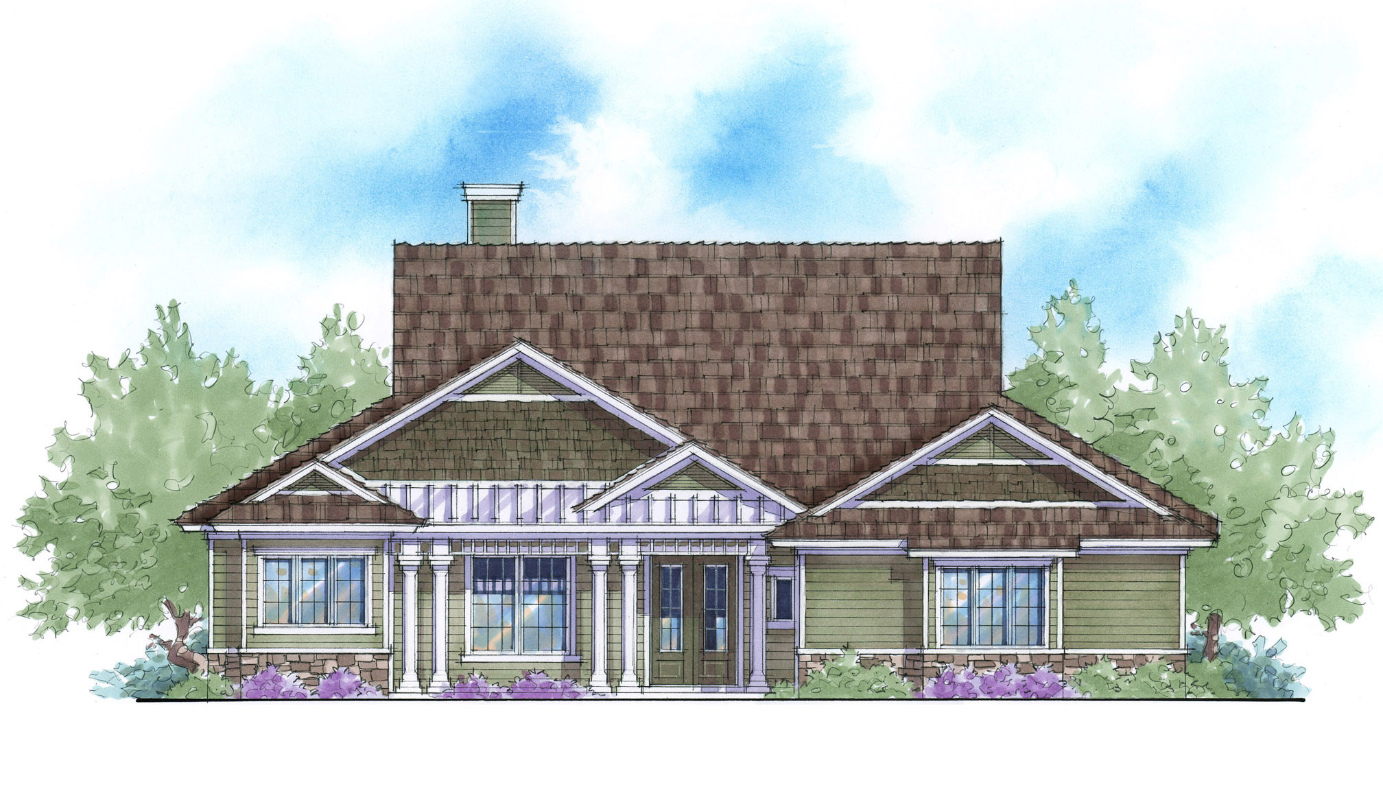Wider Energy Smart House Plan 33060zr Architectural Designs House Plans