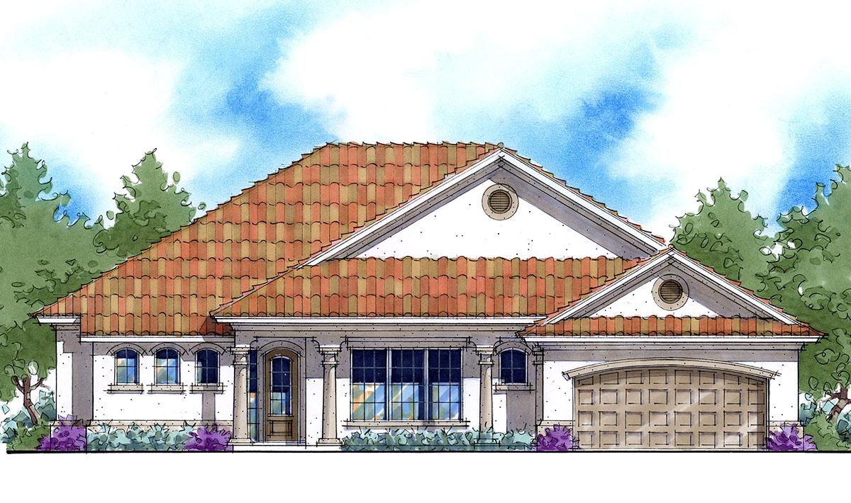 3 way energy smart home plan - 33110zr