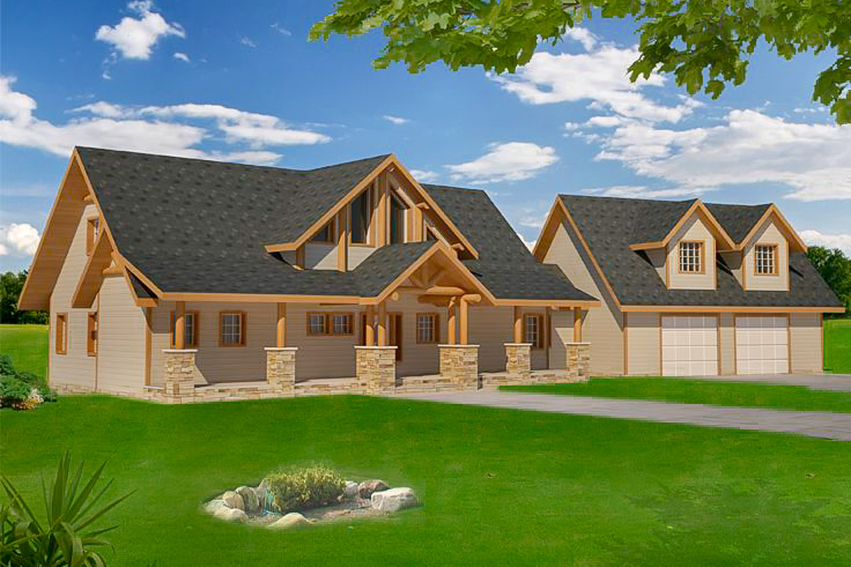 Great For the Rear View  Lot  35440GH Architectural