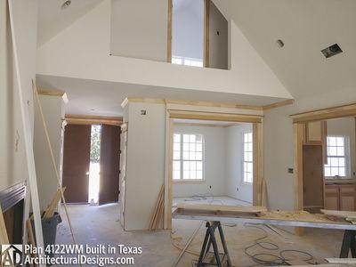 Farmhouse Plan 4122WM comes to life in Texas - photo 015