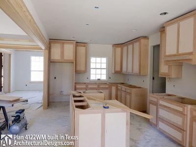 Farmhouse Plan 4122WM comes to life in Texas - photo 016