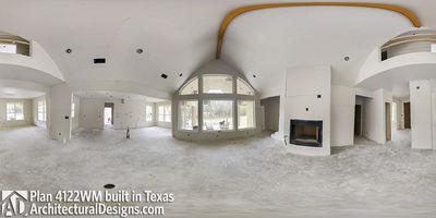 Farmhouse Plan 4122WM comes to life in Texas - photo 018
