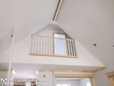 Farmhouse Plan 4122WM comes to life in Texas - photo 019