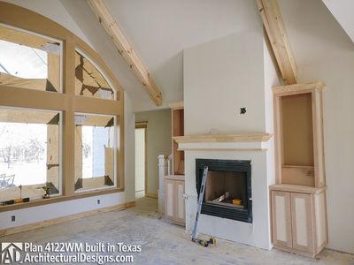 Farmhouse Plan 4122WM comes to life in Texas - photo 020