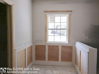 Farmhouse Plan 4122WM comes to life in Texas - photo 024