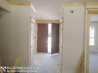 Farmhouse Plan 4122WM comes to life in Texas - photo 025