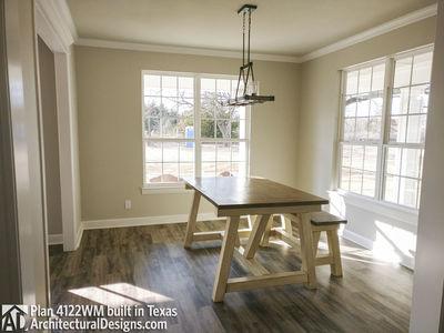 Farmhouse Plan 4122WM comes to life in Texas - photo 004