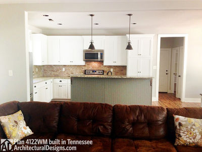 House Plan 4122WM comes to life in Tennessee again! - photo 007