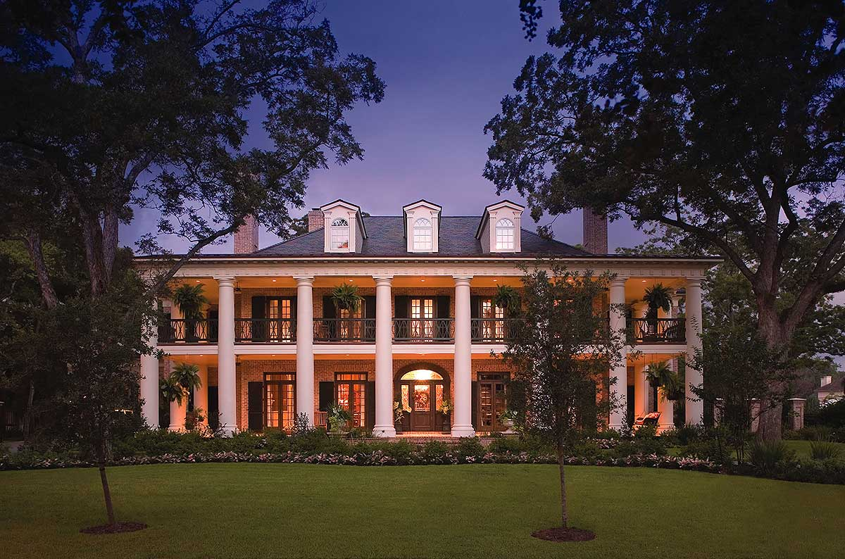 Your Very Own Southern Plantation Home