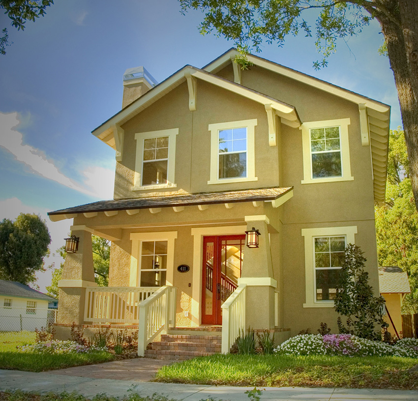 Award Winning Luxury House Plan: Award-Winning Narrow Lot House Plan