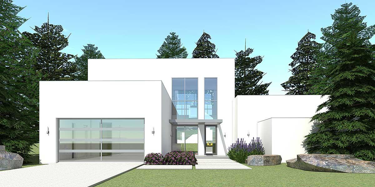 4 Bedroom House Plans Open Floor One