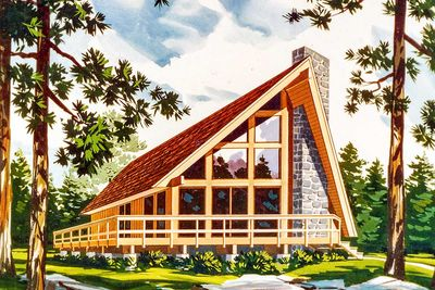 Popular_AFrame_House_Plan