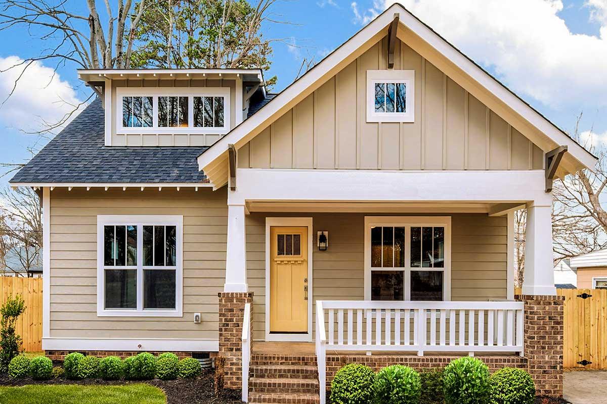 новый деревенский дом с крыльцом картинки идеи