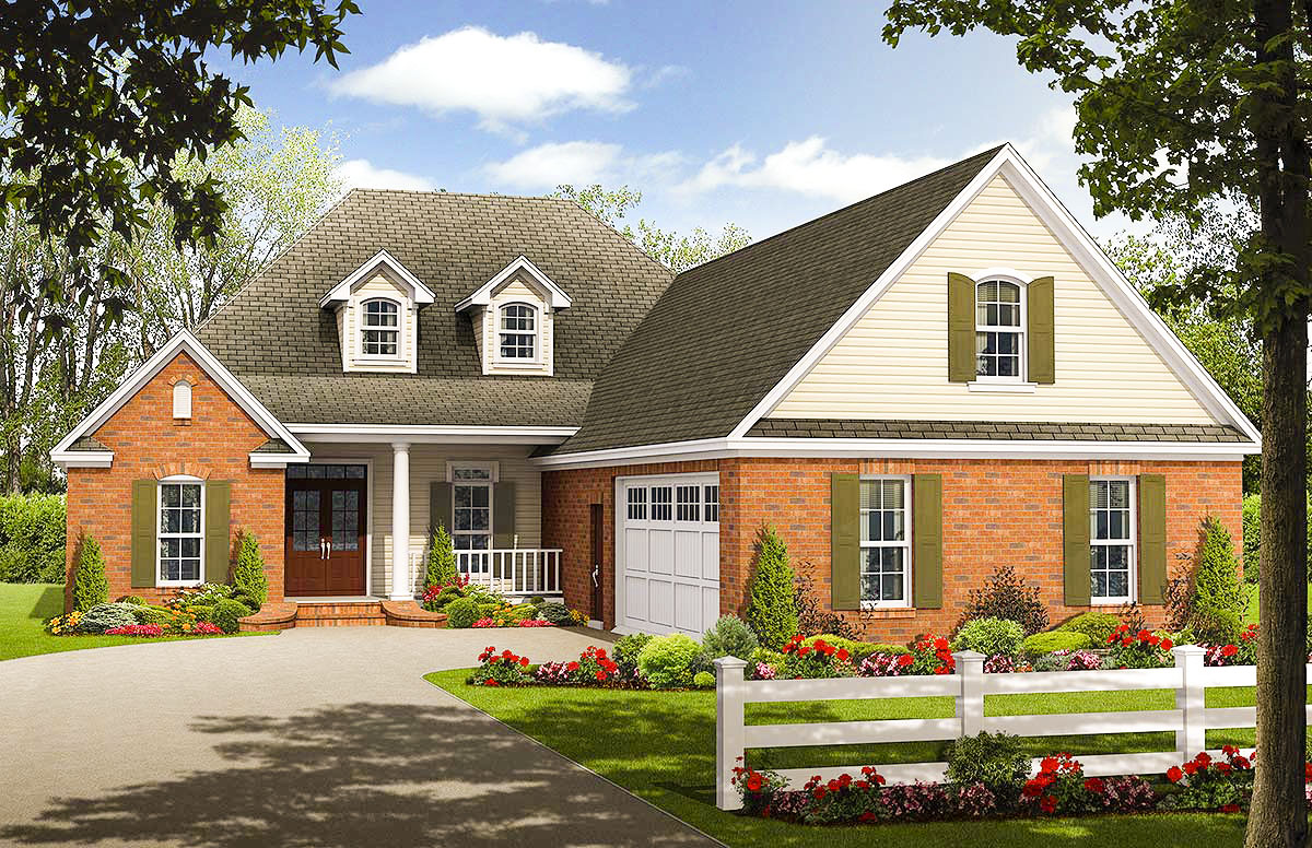 Four Bedroom With Many Options 51091mm Architectural