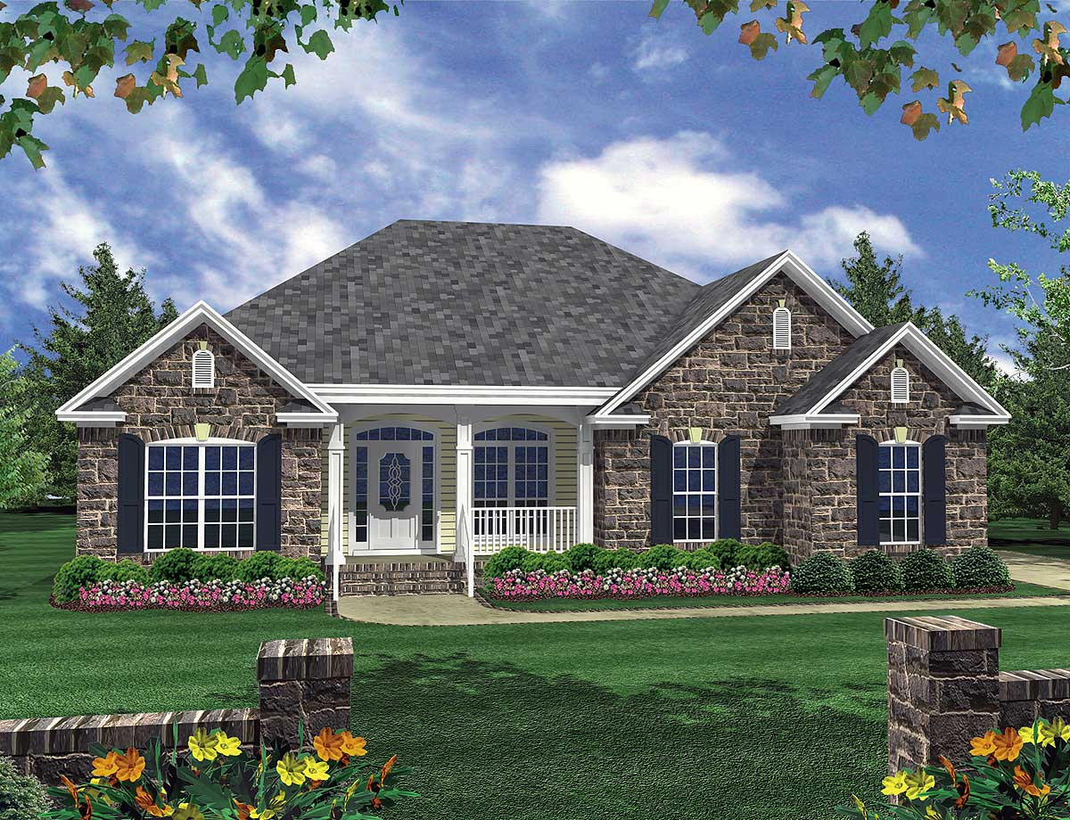 Casual Living - 5195MM | Architectural Designs - House Plans