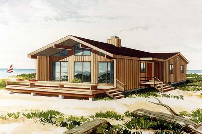 Year_Round_Vacation_Home