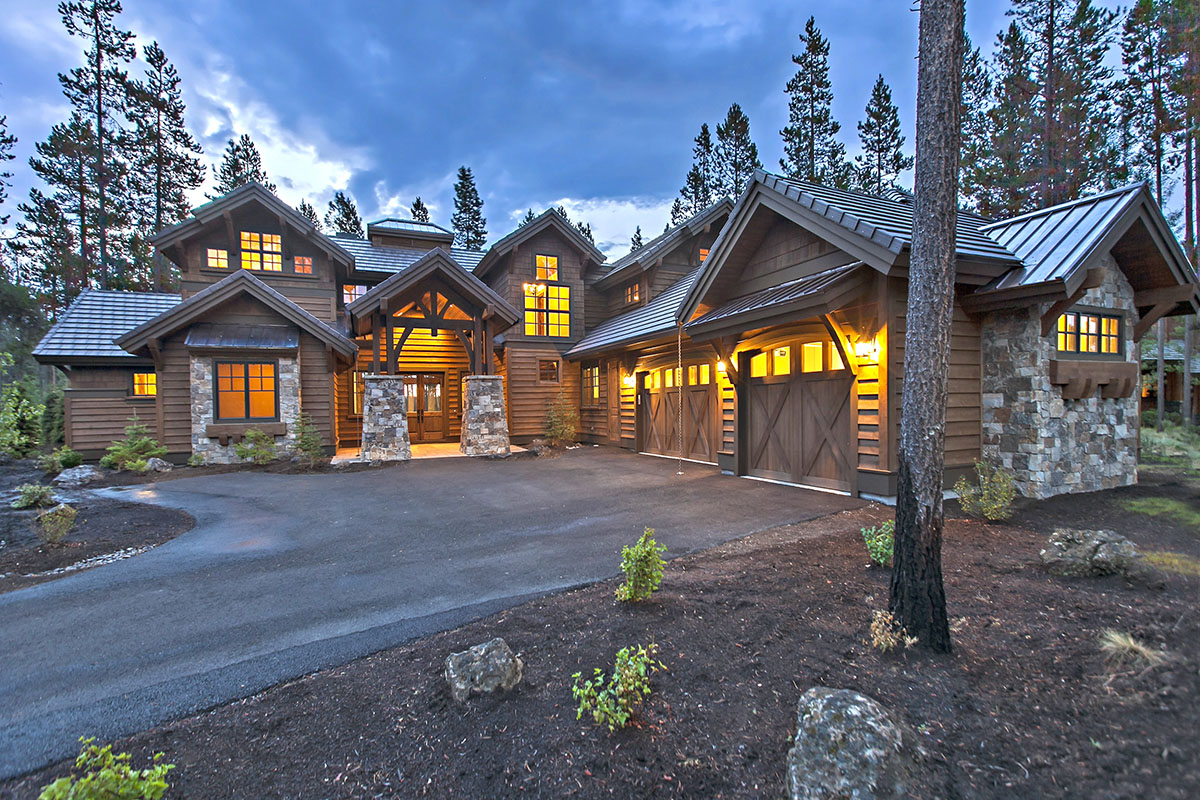 Stunning Mountain Home With Four Master Suites 54200hu Architectural Designs House Plans