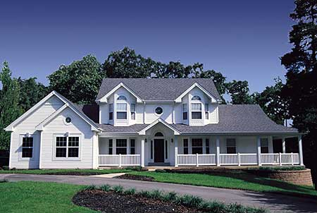 5 Bedroom Home Plan Embraces Large Family 5705ha