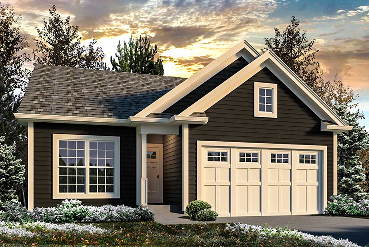 vacation cottage plans vacation cottage 57310ha architectural designs house plans 4046