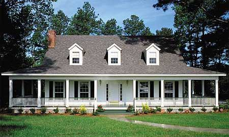 house with wrap around porch country home with wrap around porch 6221v architectural designs house plans 3526