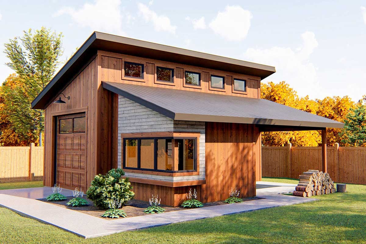 62574DJ 0 1538158524 - Get Modern Small House Plans With Garage  Pictures