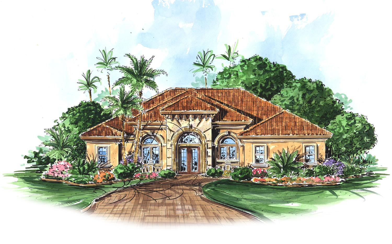 Great Verandah - 66083WE | Architectural Designs - House Plans