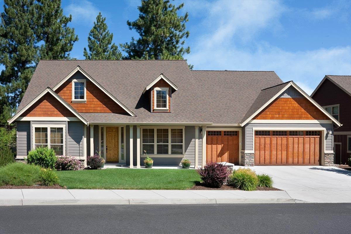 An Empty Nester's Dream Home - 69005AM