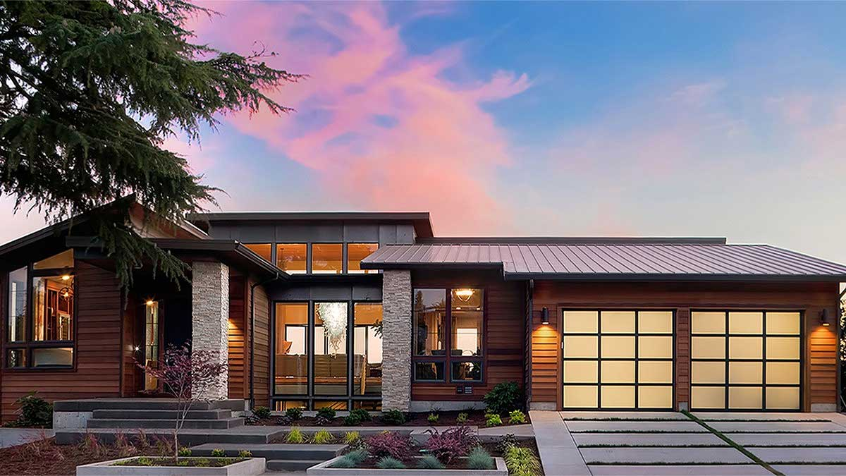 Ultra-Contemporary Knockout - 69113AM   Architectural ...