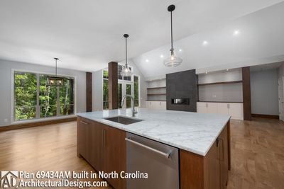 House Plan 69434AM comes to life in North Carolina - photo 012