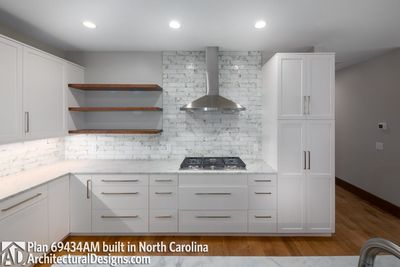House Plan 69434AM comes to life in North Carolina - photo 013