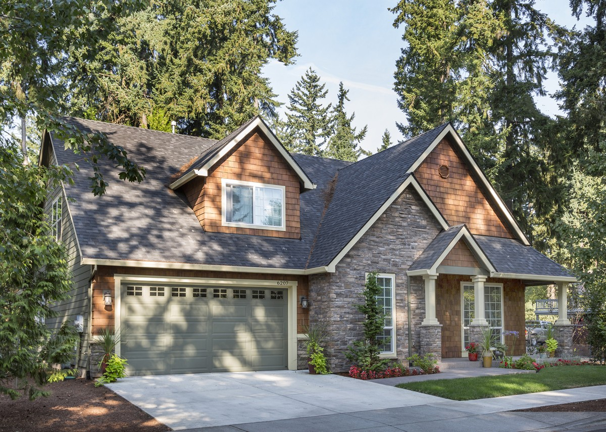 Charming craftsman home plan 6950am architectural - What is a craftsman home ...