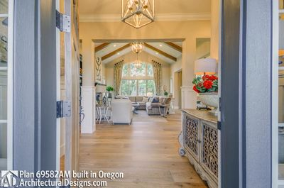 House Plan 69582AM comes to life in Oregon - photo 027