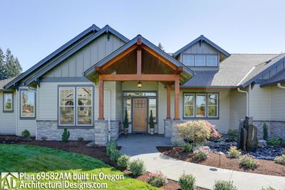 House Plan 69582AM comes to life in Oregon - photo 007