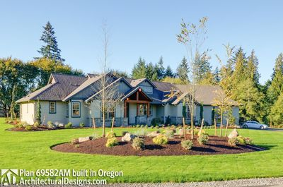 House Plan 69582AM comes to life in Oregon - photo 006
