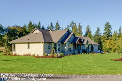 House Plan 69582AM comes to life in Oregon - photo 010