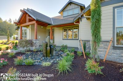 House Plan 69582AM comes to life in Oregon - photo 008