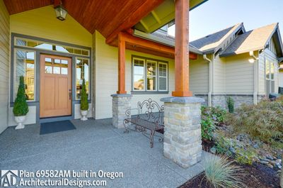 House Plan 69582AM comes to life in Oregon - photo 009
