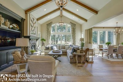 House Plan 69582AM comes to life in Oregon - photo 028