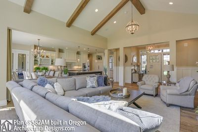 House Plan 69582AM comes to life in Oregon - photo 031
