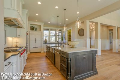 House Plan 69582AM comes to life in Oregon - photo 043