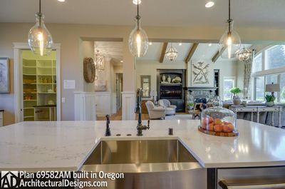 House Plan 69582AM comes to life in Oregon - photo 046