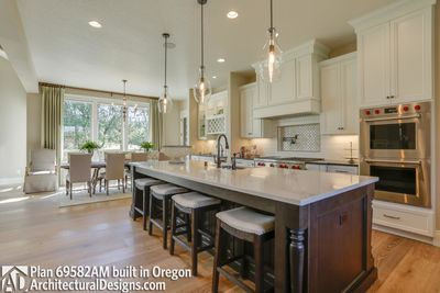 House Plan 69582AM comes to life in Oregon - photo 039
