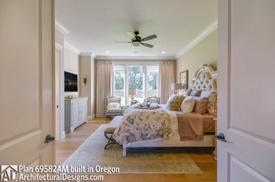 House Plan 69582AM comes to life in Oregon - photo 060