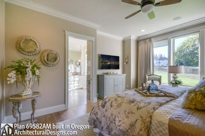 House Plan 69582AM comes to life in Oregon - photo 061