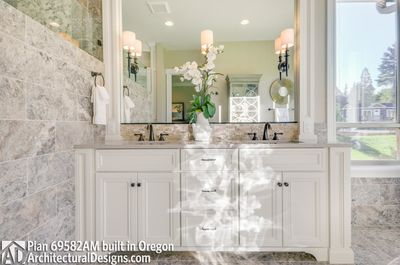 House Plan 69582AM comes to life in Oregon - photo 074