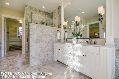 House Plan 69582AM comes to life in Oregon - photo 072