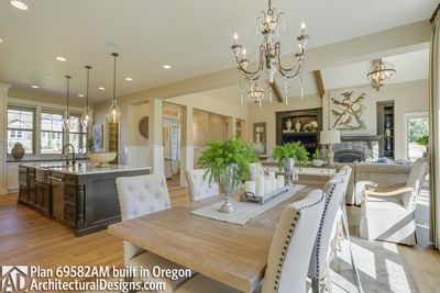 House Plan 69582AM comes to life in Oregon - photo 040